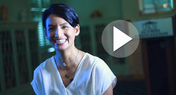 Alumni awardee blooper video