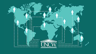 UNCW alumni global network