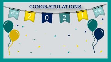 Congratulations 2021